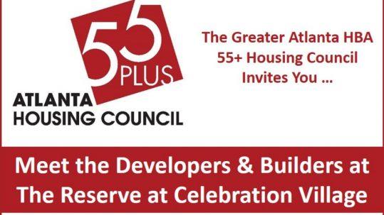 55+ Atlanta Housing Council   Greater Atlanta Home Builders Association