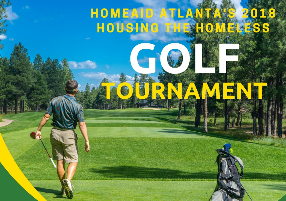 HomeAid Housing the Homeless Tournament   Greater Atlanta Home Builders Association